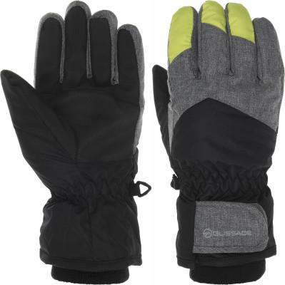 Перчатки для мальчиков Glissade, размер 6