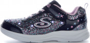 Кроссовки для девочек Skechers S Lights: Glimmer Kicks - Glitter N' Glow