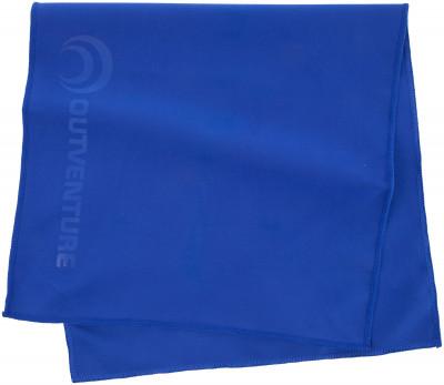 Полотенце Outventure, 60 x 30 смЛ гкое и компактное быстросохнущее полотенце из микрофибры идеальный туристический аксессуар. Не занимает много места в рюкзаке и отлично впитывает влагу.<br>Размеры (дл х шир х выс), см: 60 x 30 см; Состав: полотенце: 100 % микрофибра; чехол: 100 % полиэстер; Вид спорта: Кемпинг, Походы; Производитель: Outventure; Артикул производителя: IE6657Z2; Срок гарантии: 2 года; Страна производства: Китай; Размер RU: Без размера;