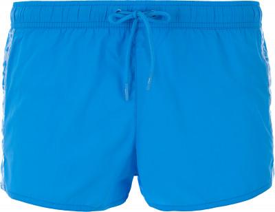 Шорты плавательные мужские FilaПрактичные плавательные шорты fila - отличный выбор для тренировок в бассейне. Быстрое высыхание благодаря технологии swim n dry, ткань быстро сохнет.<br>Пол: Мужской; Возраст: Взрослые; Вид спорта: Плавание; Защита от УФ: Нет; Устойчивость к хлору: Нет; Гипоаллергенная ткань: Нет; Материал верха: 100 % нейлон; Материал подкладки: 100 % полиэстер; Технологии: Swimndry; Производитель: Fila; Артикул производителя: XSHM01Z1XL; Страна производства: Китай; Размер RU: 52;
