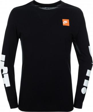 Футболка с длинным рукавом мужская Nike Sportswear