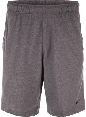 Шорты мужские Nike TrainingТехнологичные шорты от nike станут отличным выбором для занятий тренингом. Отведение влаги технология nike dri-fit эффективно отводит влагу от тела.<br>Пол: Мужской; Возраст: Взрослые; Вид спорта: Тренинг; Покрой: Прямой; Количество карманов: 2; Технологии: Nike Dri-FIT; Производитель: Nike; Артикул производителя: 842267-036; Страна производства: Малайзия; Материал верха: 60 % хлопок, 40 % полиэстер; Размер RU: 44-46;