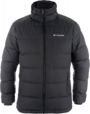 Куртка пуховая мужская Columbia Cawston CrestМужская пуховая куртка от columbia - отличный вариант для путешествий в самую холодную погоду.<br>Пол: Мужской; Возраст: Взрослые; Вид спорта: Путешествие; Коэффициент плотности набивки пуха: 650; Наличие мембраны: Нет; Возможность упаковки в карман: Нет; Регулируемые манжеты: Нет; Длина по спинке: 74 см; Покрой: Прямой; Светоотражающие элементы: Нет; Дополнительная вентиляция: Нет; Проклеенные швы: Нет; Длина куртки: Средняя; Наличие карманов: Да; Капюшон: Отсутствует; Мех: Отсутствует; Количество карманов: 2; Водонепроницаемые молнии: Нет; Застежка: Молния; Технологии: Omni-Heat; Производитель: Columbia; Артикул производителя: 1737911010S; Страна производства: Китай; Материал верха: 100 % полиэстер; Материал подкладки: 100 % полиэстер; Материал утеплителя: 80 % пух, 20 % перо; Размер RU: 44-46;