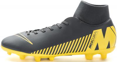 Бутсы мужские Nike Mercurial Superfly 6 Club FG/MG, размер 44