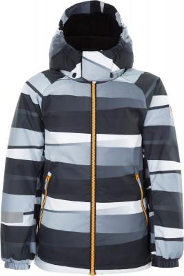 Куртка утепленная для мальчиков Reima Maunu, размер 140Куртки <br>Отличный выбор для веселых зимних прогулок - теплая детская куртка от reima. Сохранение тепла современный синтетический утеплитель весом 160 г м2 хорошо защищает от холода.