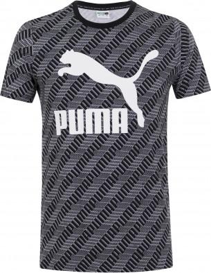 Футболка мужская Puma Classics Graphics AOP
