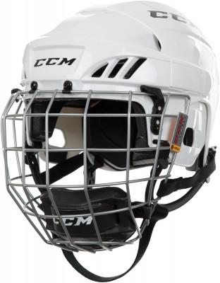 Шлем хоккейный детский CCM HTC FITLITE 40Хоккейная защита <br>Шлем начального уровня ccm fitlite 40 - это сочетание профессионального внешнего вида, надежной защиты и отличной посадки.