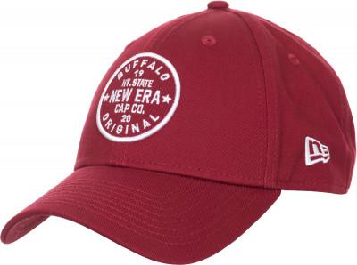 Бейсболка New Era Lic 232 9Forty NE PatchБейсболка модели 9forty c патчем new era и логотипом new era. Удобная регулируемая заст жка.<br>Пол: Мужской; Возраст: Взрослые; Материал верха: 100 % хлопок; Производитель: New Era; Артикул производителя: 11554864; Страна производства: Китай; Размер RU: Без размера;