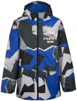 Куртка утепленная для мальчиков Demix, размер 152 фото