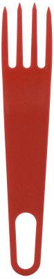 Вилка ПчёлкаПосуда<br>Пластмассовая вилка будет незаменимым столовым аксессуаром на даче, пикнике или в дороге. Ее легко мыть и удобно хранить.