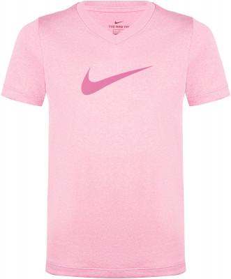 Футболка для девочек Nike Dri-FIT, размер 146-156 фото