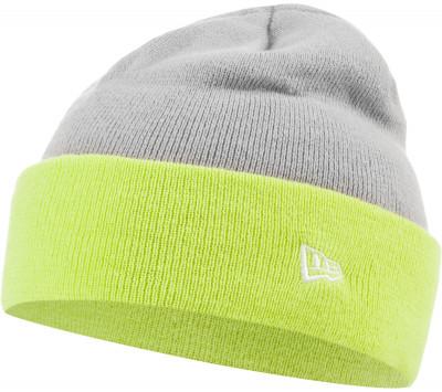Шапка для мальчиков New Era SM Pop CuffЯркая детская шапка с вышитым логотипом new era. Ткань отлично тянется и обеспечивает комфортную посадку.<br>Пол: Мужской; Возраст: Дети; Вид спорта: Спортивный стиль; Производитель: New Era; Артикул производителя: 11277639GRACYGYOUTH; Страна производства: Китай; Материал верха: 100 % акрил; Размер RU: 54-55;