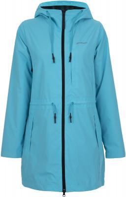 Ветровка женская Demix, размер 50Куртки <br>Удобная и практичная ветровка от demix, выполненная в спортивном стиле. Защита от непогоды капюшон защищает голову от дождя и ветра.