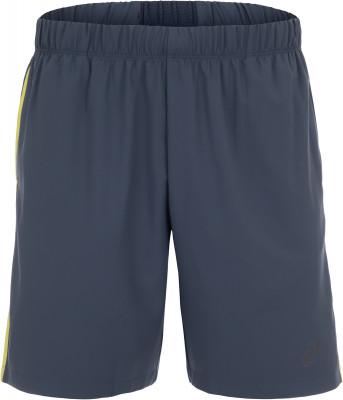 Шорты мужские ASICS, размер 46-48Мужская одежда<br>Беговые шорты asics подойдут для тренировок на улице и в спортивном зале. Отведение влаги легкая ткань эффективно отводит влагу и быстро сохнет.