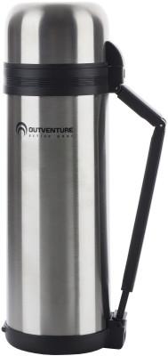 Термос Outventure, 1,8 лКорпус термоса изготовлен из легкой и прочной нержавеющей стали. Между стенками корпуса находится вакуум, сохраняющий тепло.<br>Объем: 1,8; Вид спорта: Кемпинг, Походы; Производитель: Outventure; Артикул производителя: U03602; Срок гарантии: 5 лет; Страна производства: Китай; Размер RU: Без размера;