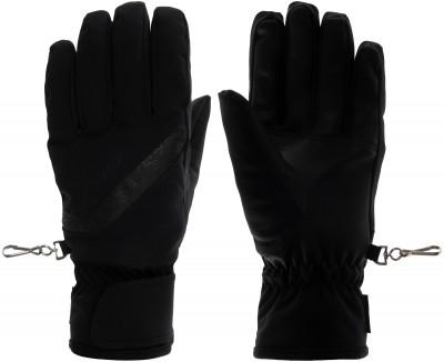 Перчатки женские Ziener, размер 6