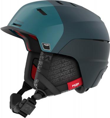 Шлем Marker Phoenix MAPШлемы<br>Надежный горнолыжный шлем от marker. Гипоаллергенный материал подкладки, система вентиляции и фиксатор стрэпа маски гарантируют комфорт на склоне.