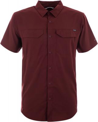 Рубашка мужская Columbia Silver Ridge Lite, размер 46-48Рубашки<br>Мужская рубашка с коротким рукавом от columbia отлично подойдет для походов и активного отдыха на природе.