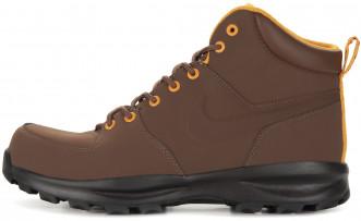 Кроссовки высокие утепленные мужские Nike Manoa Leath