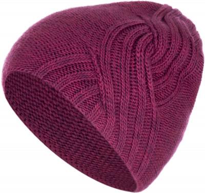 Шапка женская GlissadeДвухслойная вязаная женская шапка для активного отдыха в холодное время года.<br>Пол: Женский; Возраст: Взрослые; Вид спорта: Горные лыжи; Производитель: Glissade; Артикул производителя: AGSHAW0182; Страна производства: Россия; Материал верха: 87 % акрил, 13 % полиамид; Размер RU: Без размера;