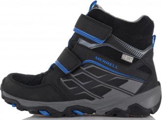 Ботинки утепленные для мальчиков Merrell Moab Fst