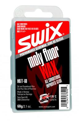 Мазь скольжения Swix Moly Fluoro