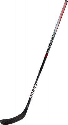 Клюшка хоккейная детская Bauer S16 Vapor X 600Модель композитной клюшки начального уровня - подойд т широкому кругу любителей игры в хоккей.<br>Длина клюшки: 116,8 см; Жесткость: 45; Материал крюка: Композитный материал; Материал рукоятки: Композитный материал; Загиб крюка: Левый; Возраст: Дети; Вид спорта: Хоккей; Производитель: Bauer; Артикул производителя: 1050053; Страна производства: Китай; Размер RU: L;