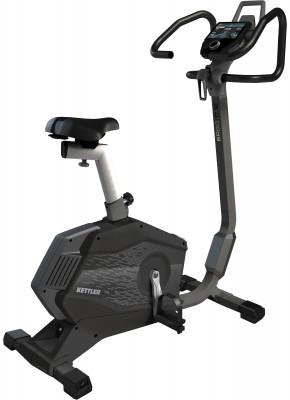 Kettler Ergo C12 7689-910Универсальный велоэргометр для домашних кардиотренировок поможет укрепить мышцы ног и пресса. Измерение физической активности цветной lcd дисплей показывает 10 параметров.<br>Система нагружения: Электромагнитная; Масса маховика: 10; Регулировка нагрузки: Электронная; Нагрузка: 25-400 Вт (шаг - 5 Вт); Измерение пульса: Датчики на поручнях; Нагрудный кардиодатчик: Опционально; Питание тренажера: Сеть: 220В; Максимальный вес пользователя: 150 кг; Время тренировки: Есть; Скорость: Есть; Пройденная дистанция: Есть; Уровень нагрузки: Есть; Скорость вращения педалей: Есть; Израсходованные калории: Есть; Пульс: Есть; Хранение данных о пользователях: 4 пользователя + гость; Контроль за верхним пределом пульса: Есть; Целевые тренировки (CountDown): Есть; Дополнительные функции: Фитнес-тест; Общее количество тренировочных программ: 10; Пульсозависимые программы: Есть; Пользовательские программы: Есть; Сиденье: Гелевое; Регулировка руля: Есть; Регулировка сиденья: Вертикальная/Горизонтальная; Подставка для аксессуаров: Держатель для бутылки, держатель для планшета/смартфона; Транспортировочные ролики: Есть; Компенсаторы неровности пола: Есть; Дополнительно: Bluetooth; Размер в рабочем состоянии (дл. х шир. х выс), см: 119 x 55 x 137; Размер в сложенном виде (дл. х шир. х выс), см: 119 x 55 x 137; Вес, кг: 47; Вид спорта: Кардиотренировки; Технологии: KETTMAPS; Производитель: Kettler; Артикул производителя: 7689-910; Срок гарантии: 2 года; Страна производства: Германия; Размер RU: Без размера;