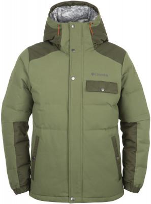 Куртка пуховая мужская Columbia Winter Challenger, размер 48-50Пуховики<br>Теплая пуховая куртка columbia понравится любителям зимних путешествий и прогулок.