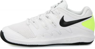 Кроссовки детские Nike Court Jr. Vapor X, размер 37