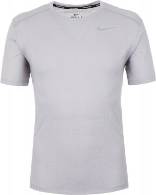Футболка мужская Nike Rise 365, размер 50-52Мужская одежда<br>Беговая футболка nike rise 365 обеспечивает воздухообмен и комфорт во время занятий спортом. Отведение влаги современная ткань dri-fit отводит влагу от кожи.