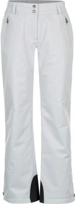 Брюки утепленные женские Colmar Textured TargetУдобные женские брюки colmar textured target подходят для катания на горных лыжах.<br>Пол: Женский; Возраст: Взрослые; Вид спорта: Горные лыжи; Вес утеплителя на м2: 80 г/м2; Наличие мембраны: Да; Водонепроницаемость: 15 000 мм; Паропроницаемость: 15 000 г/м2/24 ч; Защита от ветра: Да; Силуэт брюк: Прямой; Дополнительная вентиляция: Нет; Проклеенные швы: Нет; Снегозащитные гетры: Да; Регулируемый пояс: Нет; Съемные подтяжки: Нет; Датчик спасательной системы: Нет; Количество карманов: 2; Водонепроницаемые молнии: Да; Артикулируемые колени: Да; Технологии: Teflon EcoElite, Thermore; Производитель: Colmar; Артикул производителя: 0439-1RV; Страна производства: Китай; Материал верха: 60 % полиэстер, 40 % полиуретан; Материал подкладки: 100 % нейлон; Материал утеплителя: 100 % полиэстер; Размер RU: 50;