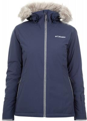 Куртка утепленная женская Columbia Alpine Slide, размер 44Куртки <br>Теплая водонепроницаемая куртка от columbia станет отличным выбором для катания на горных лыжах.