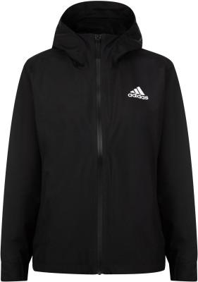 Ветровка женская adidas 3-Stripes RAIN.RDY, размер 42-44