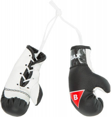 Сувенирные перчатки BAXСувенирные перчатки bax будут хорошим подарком для любителей единоборства.<br>Материал верха: Искуственая кожа; Вид спорта: Бокс; Производитель: Bax; Артикул производителя: SPPBL1; Страна производства: Россия; Размер RU: Без размера;