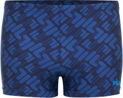 Купить со скидкой Плавки-шорты для мальчиков Fila, размер 164