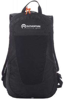 Outventure New TechЛегкий и практичный рюкзак объемом 10 литров от outventure подойдет для прогулок и занятий спортом.<br>Объем: 10 л; Размеры (дл х шир х выс), см: 42 х 23 х 7; Вес, кг: 0,3; Материал верха: 100 % полиэстер; Материал подкладки: 100 % полиэстер; Вентилируемые лямки: Да; Нагрудный ремень: Да; Срок гарантии: 2 года; Вид спорта: Кемпинг, Походы; Размер RU: Без размера;