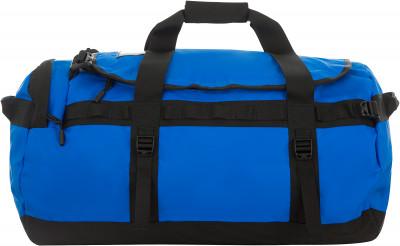 сумка the north face, синяя