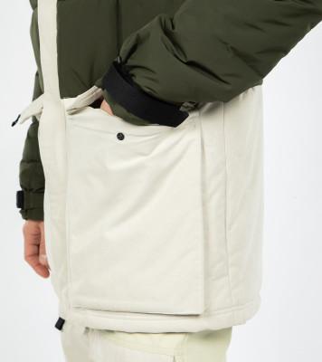 Куртка утепленная мужская O'Neill Pm Xplr Parka, размер, Зеленый, Куртка утепленная мужская O'Neill Pm Xplr Parka, размер 50-52