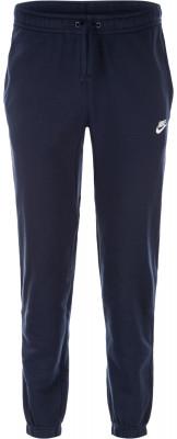 Брюки мужские Nike SportswearБрюки nike, выполненные из теплой и мягкой ткани с начесом, станут отличной основой для образа в спортивном стиле.<br>Пол: Мужской; Возраст: Взрослые; Вид спорта: Спортивный стиль; Сезон: Весна-лето; Силуэт брюк: Прямой; Количество карманов: 3; Материал верха: 80 % хлопок, 20 % полиэстер; Производитель: Nike; Артикул производителя: 806676-451; Страна производства: Камбоджа; Размер RU: 54-56;