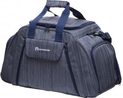 Сумка пикниковая OutventureПикниковые наборы<br>Вместительная сумка для пикника рассчитана на 4 персоны и оснащена всеми необходимыми приборами для наиболее комфортной трапезы.