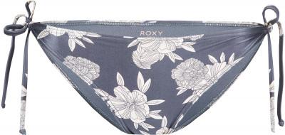 Плавки женские Roxy Romantic Senses, размер 44-46Surf Style <br>Создай запоминающийся пляжный образ с плавками roxy romantic senses. Комфортная посадка эластичная ткань для удобной посадки.