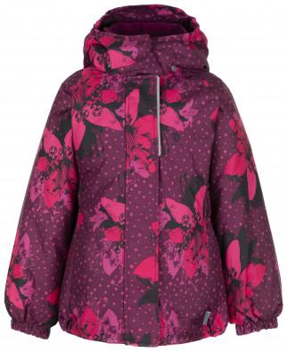 Куртка утепленная для девочек LASSIE Maike