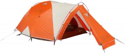 Палатка 2-местная Mountain Hardwear Trango 2Впервые представленная в 1995 году, trango стала стандартом для альпинистских экспедиций круглый год. Водонепроницаемость показатель в 10 000 мм в.<br>Назначение: Трекинговые; Количество мест: 2; Наличие внутренней палатки: Есть; Тип каркаса: Внутренний; Геометрия: Нестандартная; Вес, кг: 4,4; Размер в собранном виде (д х ш х в): 396 x 162 x 97 см; Размер в сложенном виде (дл. х шир. х выс), см: 61 x 20 см; Размер тамбура (д х ш х в): 101 x 147 см; Количество комнат: 1; Количество входов: 2; Вентиляционные окна: Есть; Количество вентиляционных окон: 3; Диаметр дуг: 9,06 мм, 9,6 мм; Внешний тент: Есть; Усиленные углы: Да; Количество оттяжек: 11; Водонепроницаемость тента: 1500 мм в.ст.; Водонепроницаемость дна: 10 000 мм в.ст.; Проклеенные швы: Есть; Противомоскитная сетка: Есть; Защита от УФ: Есть; Материал тента: Нейлон; Материал внутренней палатки: Нейлон; Материал дна: Нейлон; Материал каркаса: Алюминий; Материал колышков: Алюминий; Вид спорта: Походы; Производитель: Mountain Hardwear; Артикул производителя: 1541311842; Срок гарантии: 1 год; Страна производства: Вьетнам; Размер RU: Без размера;