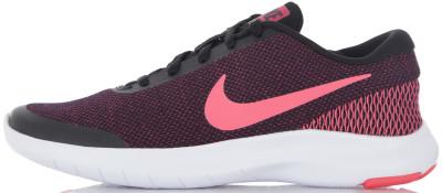 Кроссовки женские Nike Flex Experience RN 7Благодаря продуманной конструкции женские кроссовки nike flex experience rn 7 станут отличным выбором для пробежки. Модель подходит для асфальтового покрытия.<br>Пол: Женский; Возраст: Взрослые; Вид спорта: Бег; Тип тренировки: Естественный бег; Назначение: Улица; Средний вес пары: 209,8 г; Тип пронации: нейтральная пронация; Способ застегивания: Шнуровка; Перепад высоты подошвы: 8 мм; Материал верха: 80 % текстиль, 20 % пластик; Материал подкладки: 100 % текстиль; Материал подошвы: 90 % пластик, 10 % резина; Производитель: Nike; Артикул производителя: 908996-006; Страна производства: Индонезия; Размер RU: 39;