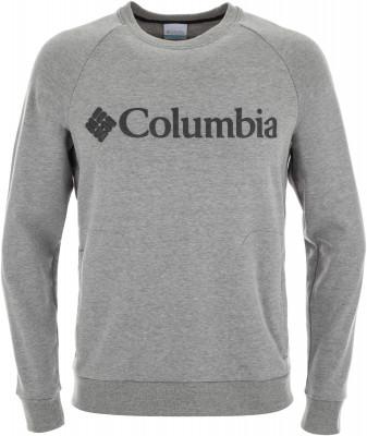 Джемпер мужской Columbia CSC M Bugasweat Crew, размер 52-54Джемперы<br>Удобный джемпер от columbia пригодится в путешествии. Натуральные материалы благодаря натуральному хлопку ткань приятна к телу.