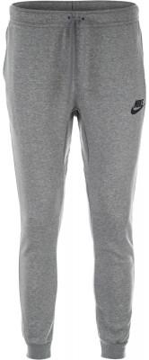 Брюки мужские Nike Sportswear JoggersМужские брюки в спортивном стиле nike sportswear joggers. Комфортная посадка продуманный крой обеспечивает удобство во время носки.<br>Пол: Мужской; Возраст: Взрослые; Вид спорта: Спортивный стиль; Силуэт брюк: Зауженный; Количество карманов: 3; Материал верха: 80 % хлопок, 20 % полиэстер; Производитель: Nike; Артикул производителя: 861732-063; Страна производства: Камбоджа; Размер RU: 52-54;