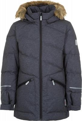 Куртка пуховая для мальчиков Reima Leiri, размер 134