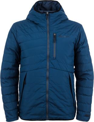 Куртка утепленная мужская Outventure, размер 50Куртки <br>Теплая двусторонняя куртка outventure, которая отлично подойдет для походов и активного отдыха.
