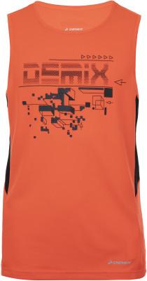 Футболка без рукавов для мальчиков Demix, размер 134Футболки и майки<br>Детская футболка без рукавов от demix - отличный выбор для тренировок.
